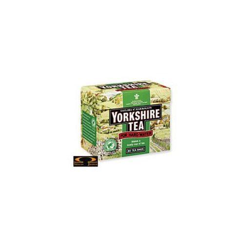 Taylors of harrogate Herbata herbata czarna ekspresowa yorkshire tea hard water 80 torebek