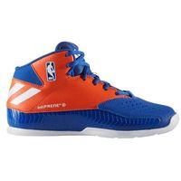 Buty next level speed 5 nba - bw0501 - czerwono-niebieski marki Adidas
