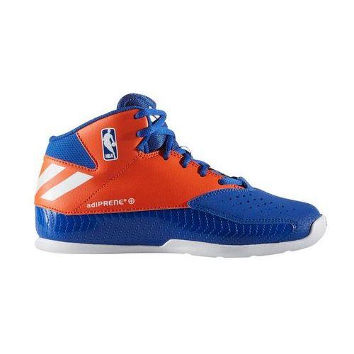 Adidas Buty next level speed 5 nba - bw0501 - czerwono-niebieski (4057283381032)