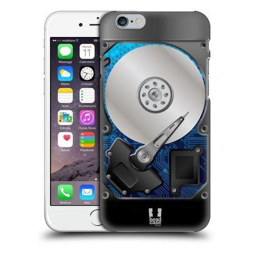 Etui plastikowe na telefon - Hard Disk Drives BLUE
