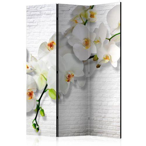 Artgeist Parawan 3-częściowy - miejska orchidea [room dividers]