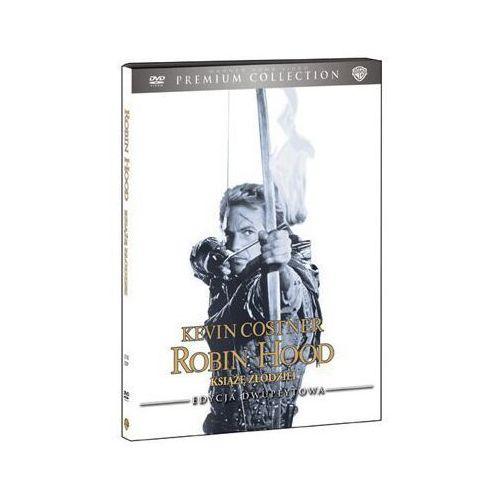Galapagos films Robin hood: książe złodziei premium collection (2 dvd)  7321910140017 (7321910140017)