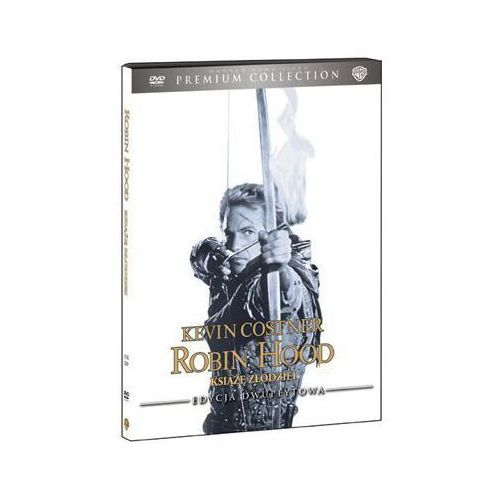 ROBIN HOOD: KSIĄŻE ZŁODZIEI PREMIUM COLLECTION (2 DVD) GALAPAGOS Films 7321910140017 (film)
