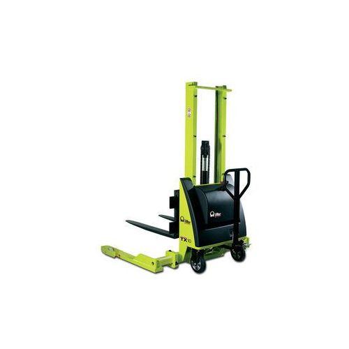Pół-elektryczna układarka tx 10/20 1150x560 marki Lifter by pramac