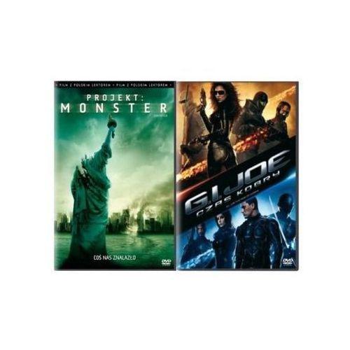 2 dvd gi joe / projekt: monster (5903570146213)