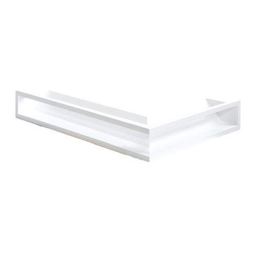 Nordflam Kratka aero 38 x 58 x 9 cm prawa biała (5904341518505)