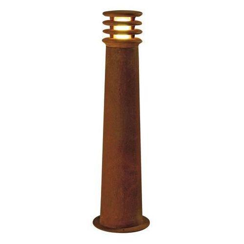 Spotline Rusty 70 led round lampa stojąca, corten, 8.6w cob led, 3000k, ip55, 233417