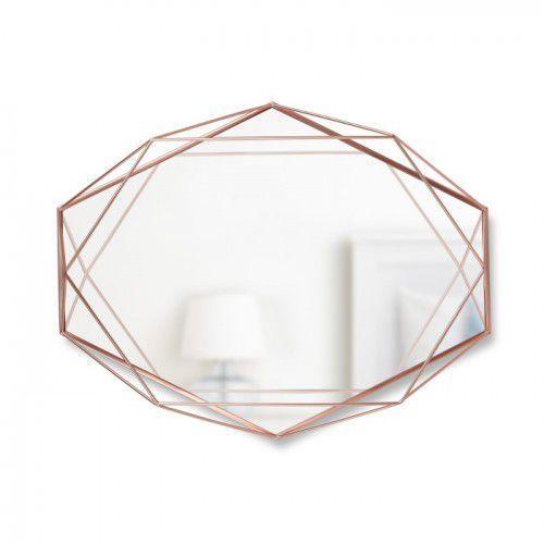 Umbra – lustro, kolor miedzi, prisma 56 x 42cm