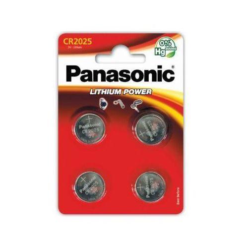 Panasonic Cr2025el/4b baterie