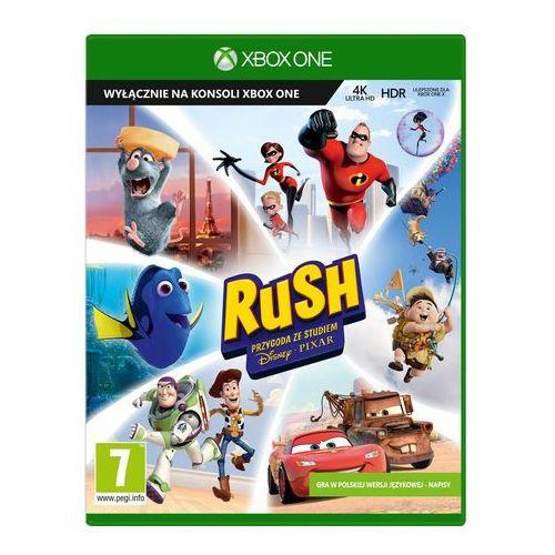 Pixar Rush (Xbox One). Najniższe ceny, najlepsze promocje w sklepach, opinie.