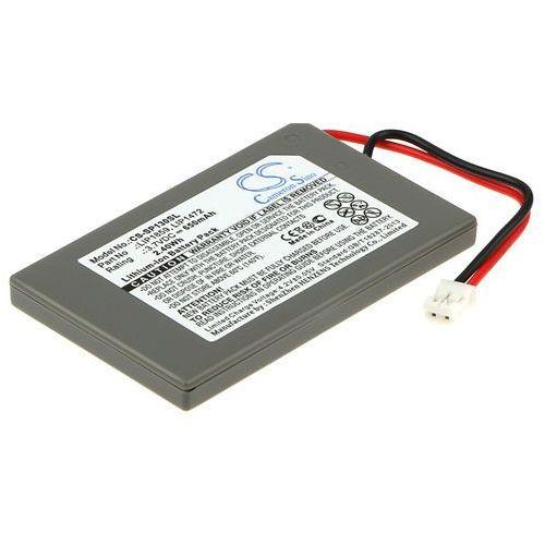 Sony PlayStation 3 SIXAXIS / LIP1859 650mAh 2.41Wh Li-Ion 3.7V (Cameron Sino) z kategorii Akcesoria do PlayStation 3