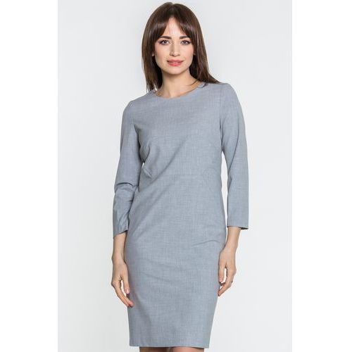 Szara sukienka - marki Far far fashion