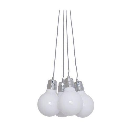 Lampa wisząca CIBOLAL biała LED INSPIRE (3276005955523)