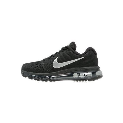 Nike Performance AIR MAX 2017 Obuwie do biegania treningowe black/white/anthracite, kolor czarny