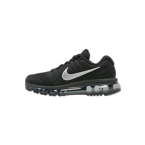 Nike Performance AIR MAX 2017 Obuwie do biegania treningowe black/white/anthracite