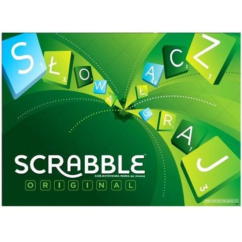 Scrabble Original (wersja niemiecka)
