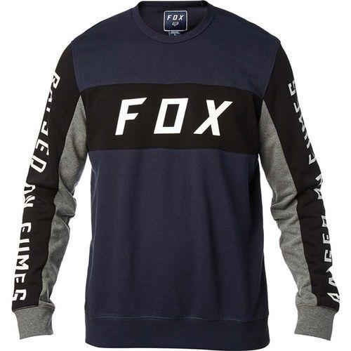 bluza FOX - Rhodes Crew Fleece Midnight (329) rozmiar: S