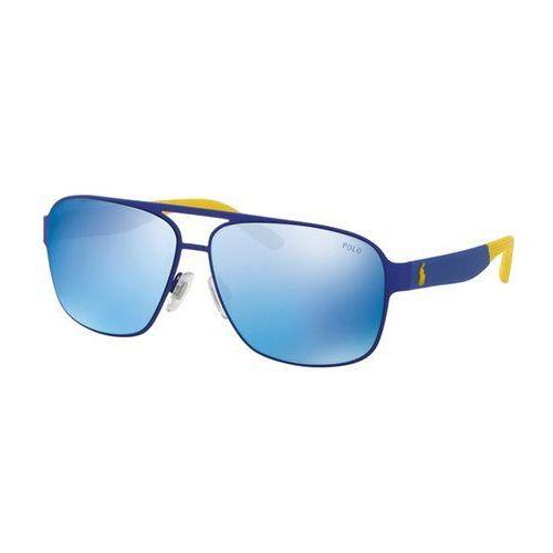 Okulary słoneczne ph3105 932255 marki Polo ralph lauren