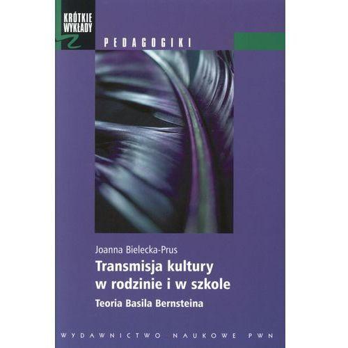 Transmisja kultury w rodzinie i w szkole, pozycja wydana w roku: 2010