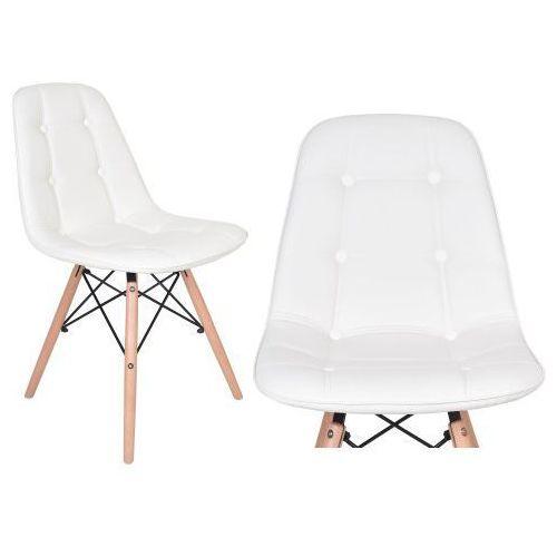 Krzesło Lyon - biały, GK-1169