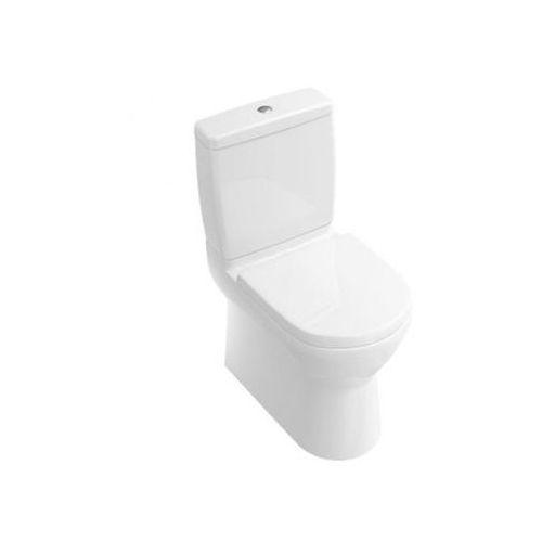 Villeroy & Boch O.Novo Miska ustępowa lejowa do WC-kompaktu 36x69,5 cm - Weiss Alpin 56581001