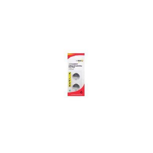 Bateria HEITECH Heienergy Lithium Button Cells 2 pc. pac. CR2016
