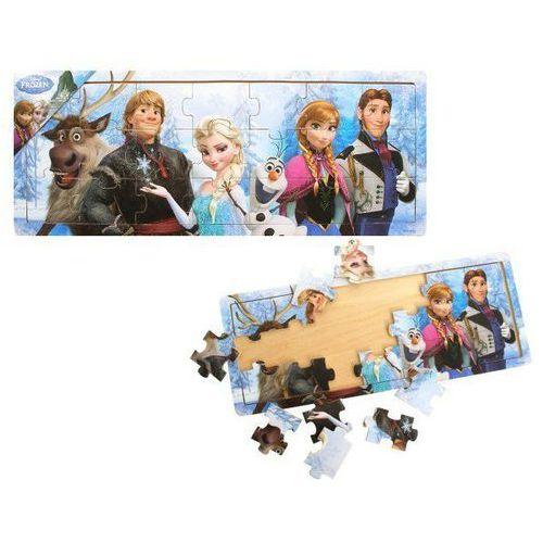 Puzzle drewniane Kraina Lodu 21 (5907791570666)
