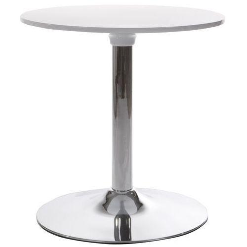 Stolik kawowy Kokoon Design biały 60 cm, ct00070Wh