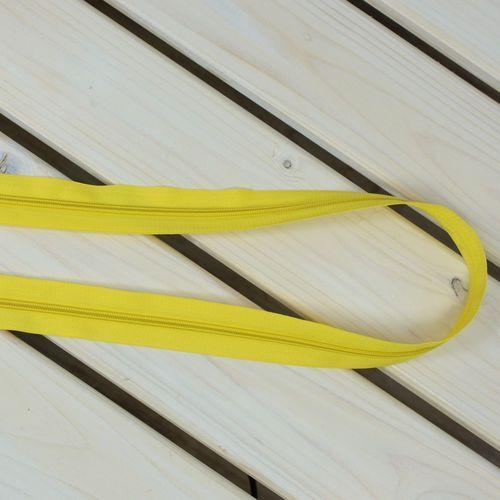 Taśma suwakowa spiralna #5 żółty marki Sprzedajemytkaniny-1