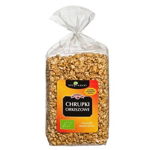 Chrupki orkiszowe z melasą bio 140 g - ekoprodukt marki Ekoprodukt (ciastka, chlebki, musli)