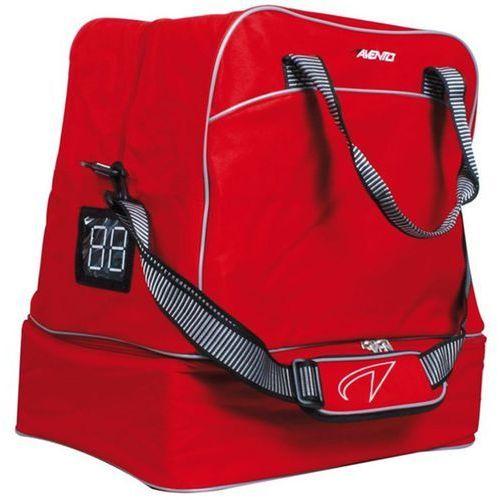 Avento  torba dla piłkarzy avento, czerwona, 50ab (8716404169398)