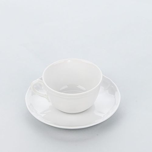 Spodek do filiżanki porcelanowej PRATO
