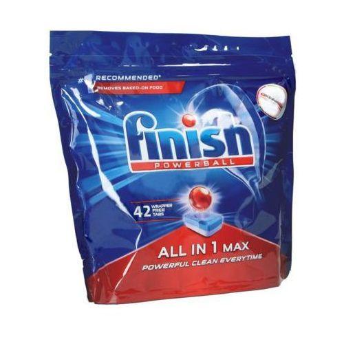 Finish Tabletki all in 1 max (42 sztuki)