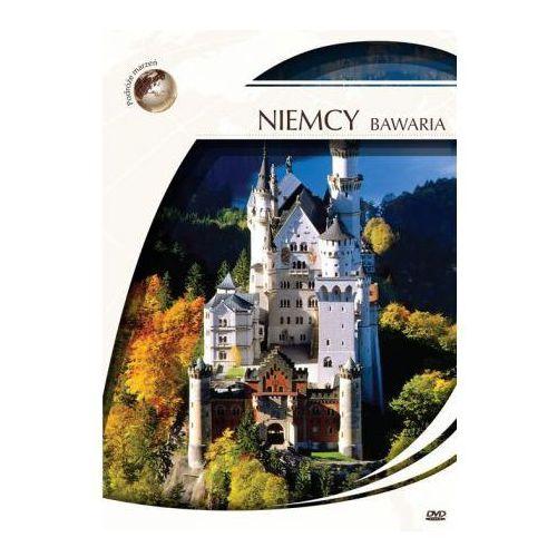 Dvd podróże marzeń  niemcy bawaria
