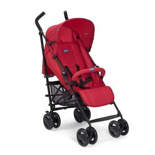 chicco Wózek spacerowy z pałąkiem London Up Red Passion, 5_582057
