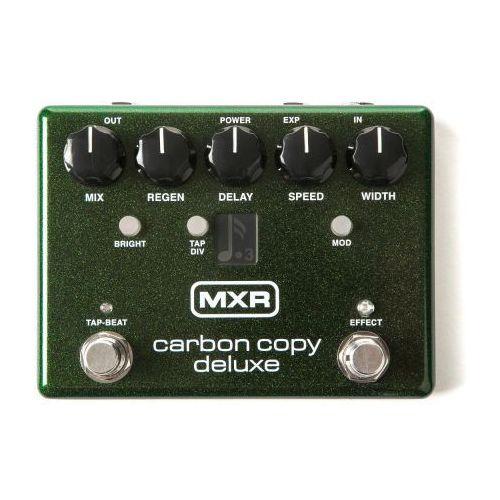 MXR M292 - Carbon Copy Deluxe Analog Delay efekt gitarowy