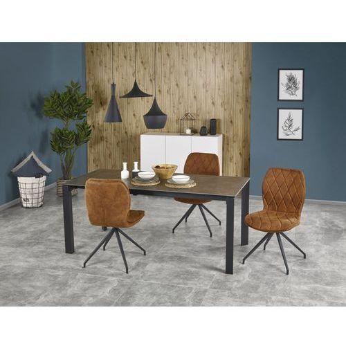 Horizon stół ceramiczny czarny marki Halmar