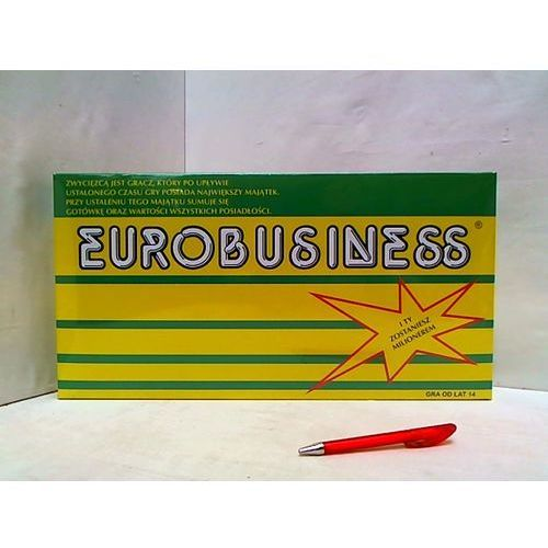 Inne gry Eurobusiness