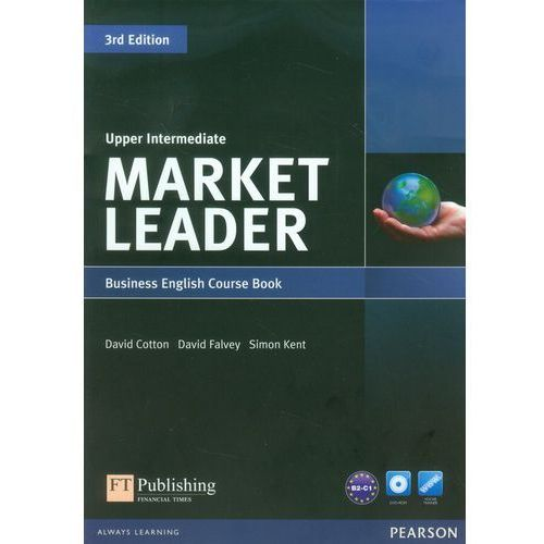 Market Leader Upper Intermediate Business English Course Book + Dvd (2011)