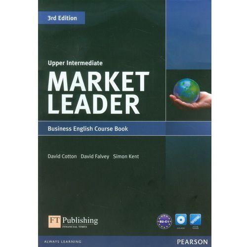 Market Leader Upper Intermediate Business English Course Book + Dvd (2011)