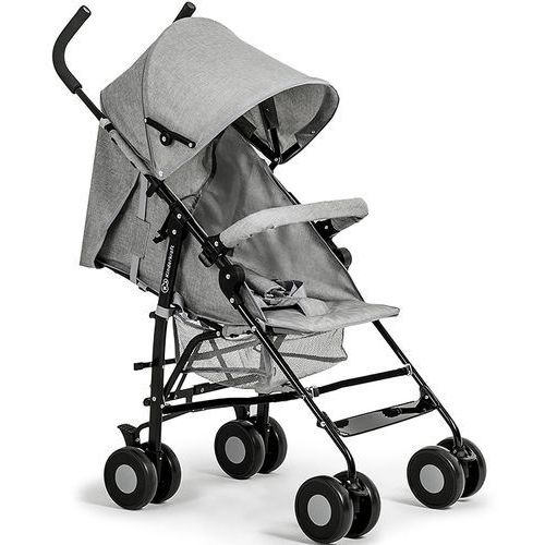 Kinderkraft Wózek spacerowy  rest z pozycją leżącą szary + darmowy transport!