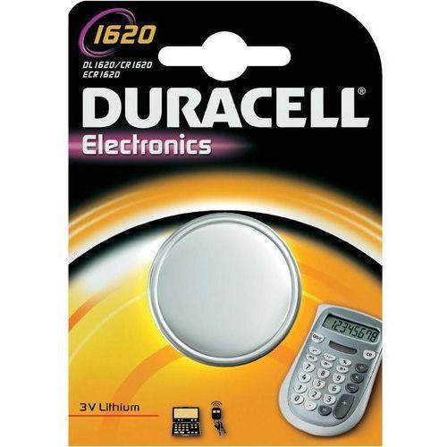 Bateria litowa mini  cr1620 marki Duracell