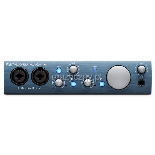 Presonus AudioBox iTwo USB interfejs audio