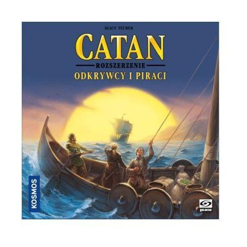 Gra Catan - Odkrywcy i Piraci (5902259201281)