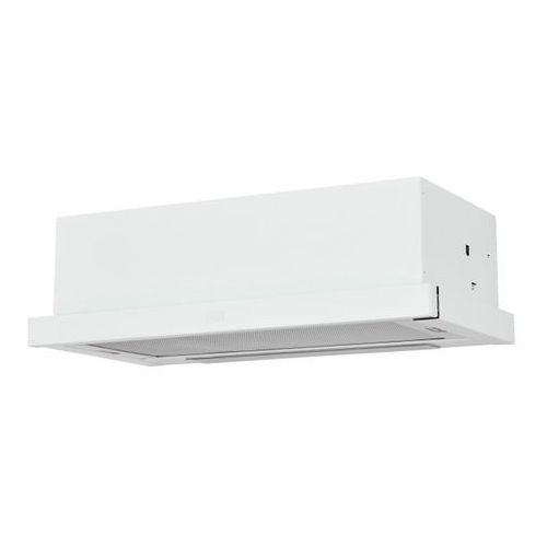 Okap szufladowy Cooke&Lewis CLTHW60 60 cm biały
