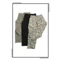 Spodnie mundurowe BlackHawk Gen III Layer-5 Shell męskie materiał EPIC Silicone długie.