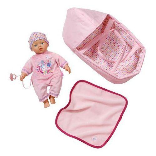 Lalka z nosidełkiem my little Baby born SuperSoft 32 cm, 820322_116714