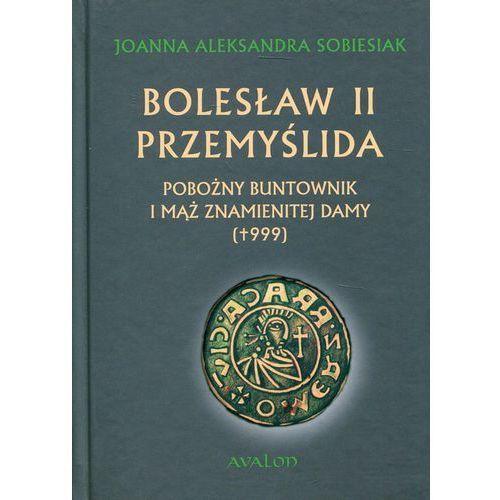 Bolesław II Przemyślida, oprawa twarda