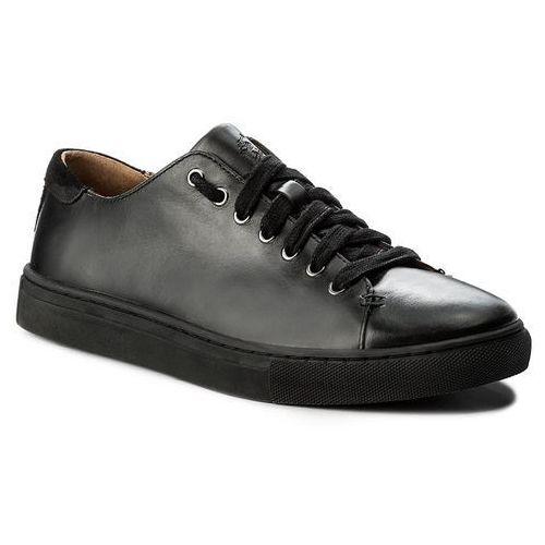 Sneakersy POLO RALPH LAUREN - Jermain 803669381001 Black, 1 rozmiar