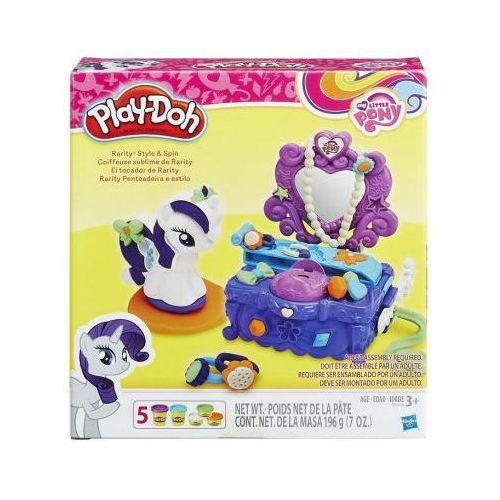 Play doh ciastolina toaletka rarity b3400 marki Hasbro